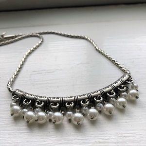 Gorgeous Brighton choker style necklace. Euc.